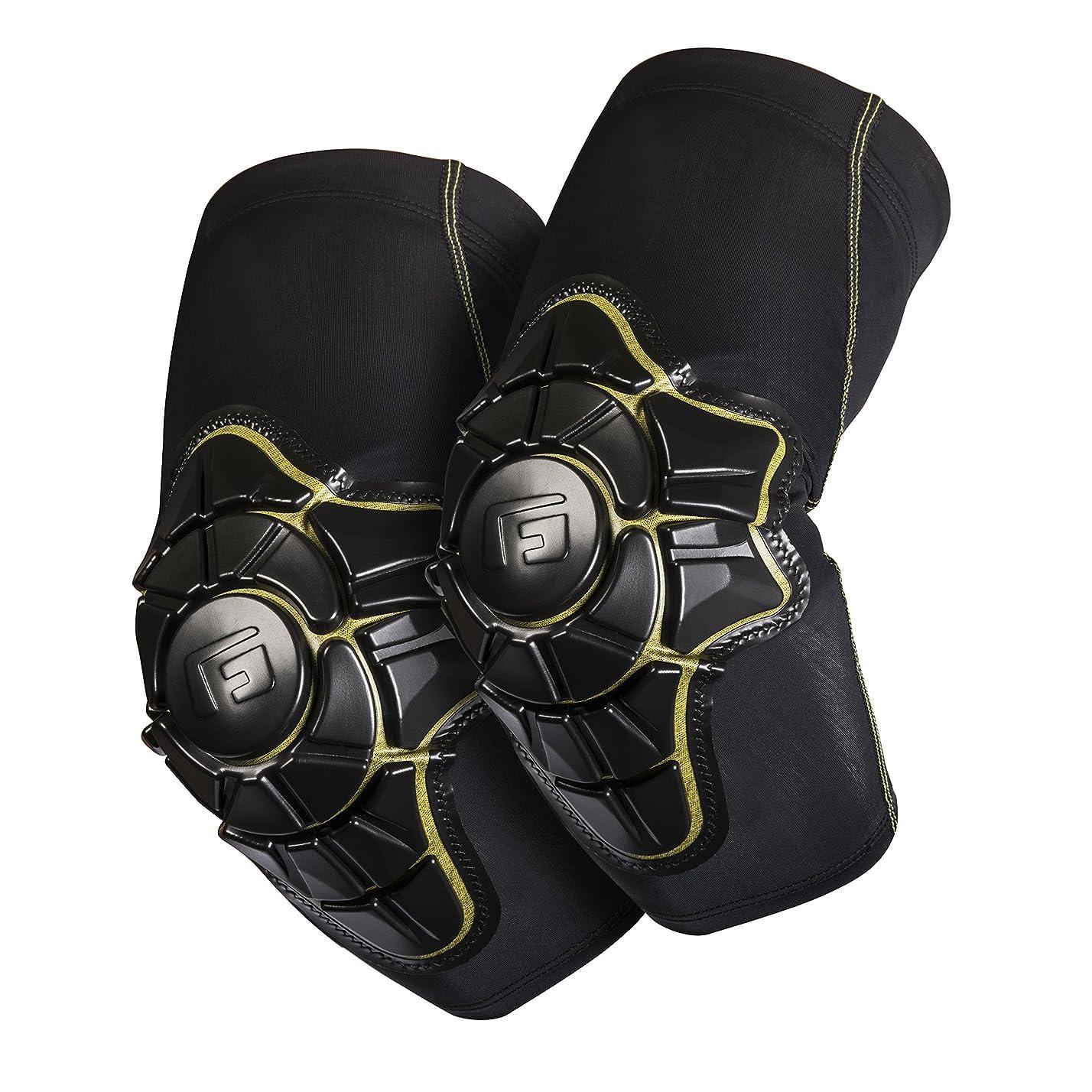 ニュージーランド慢性的永久(Large, Black - black) - Killer Pads protective equipment Elbowpads