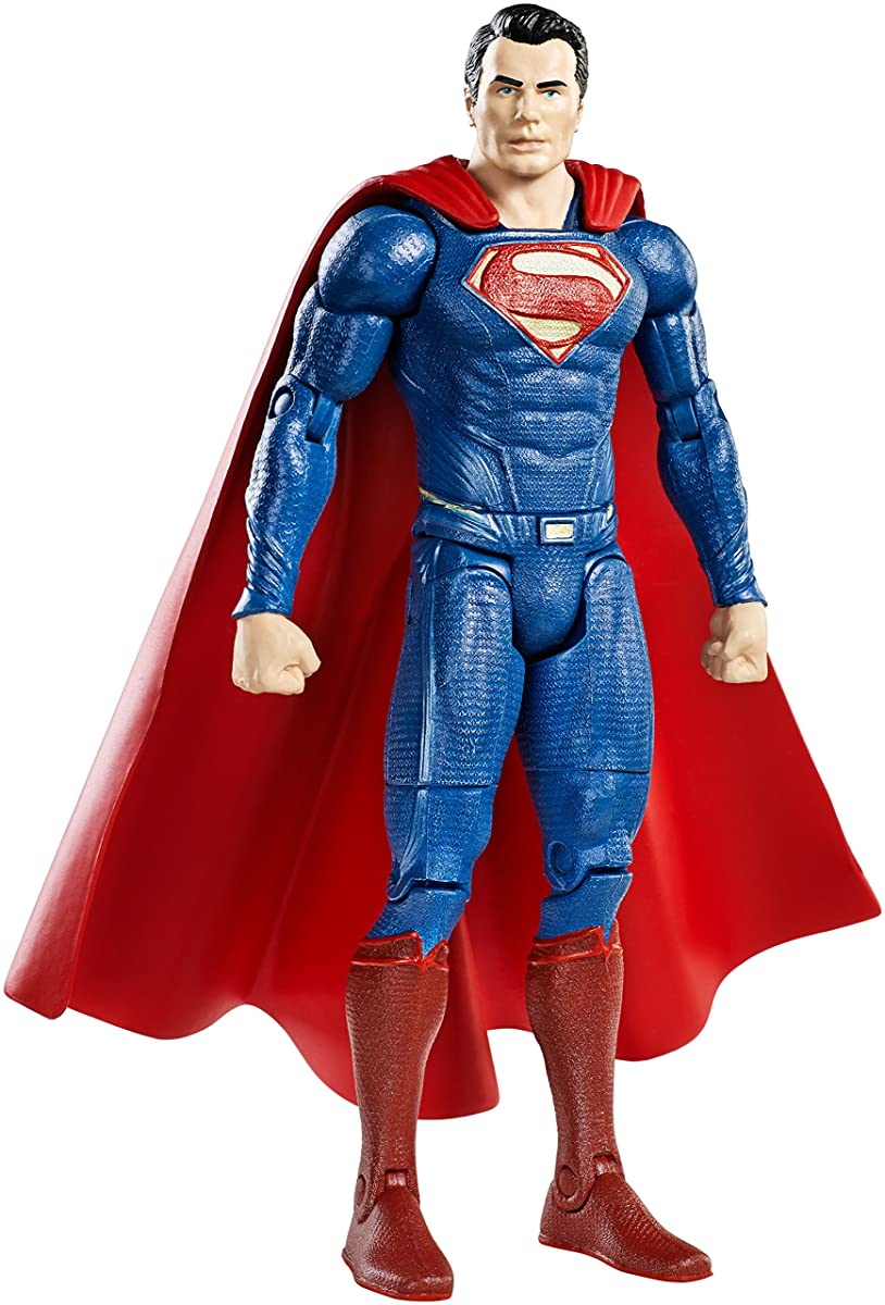 "Batman v Superman: Dawn of Justice Multiverse 6"" Superman Figure"