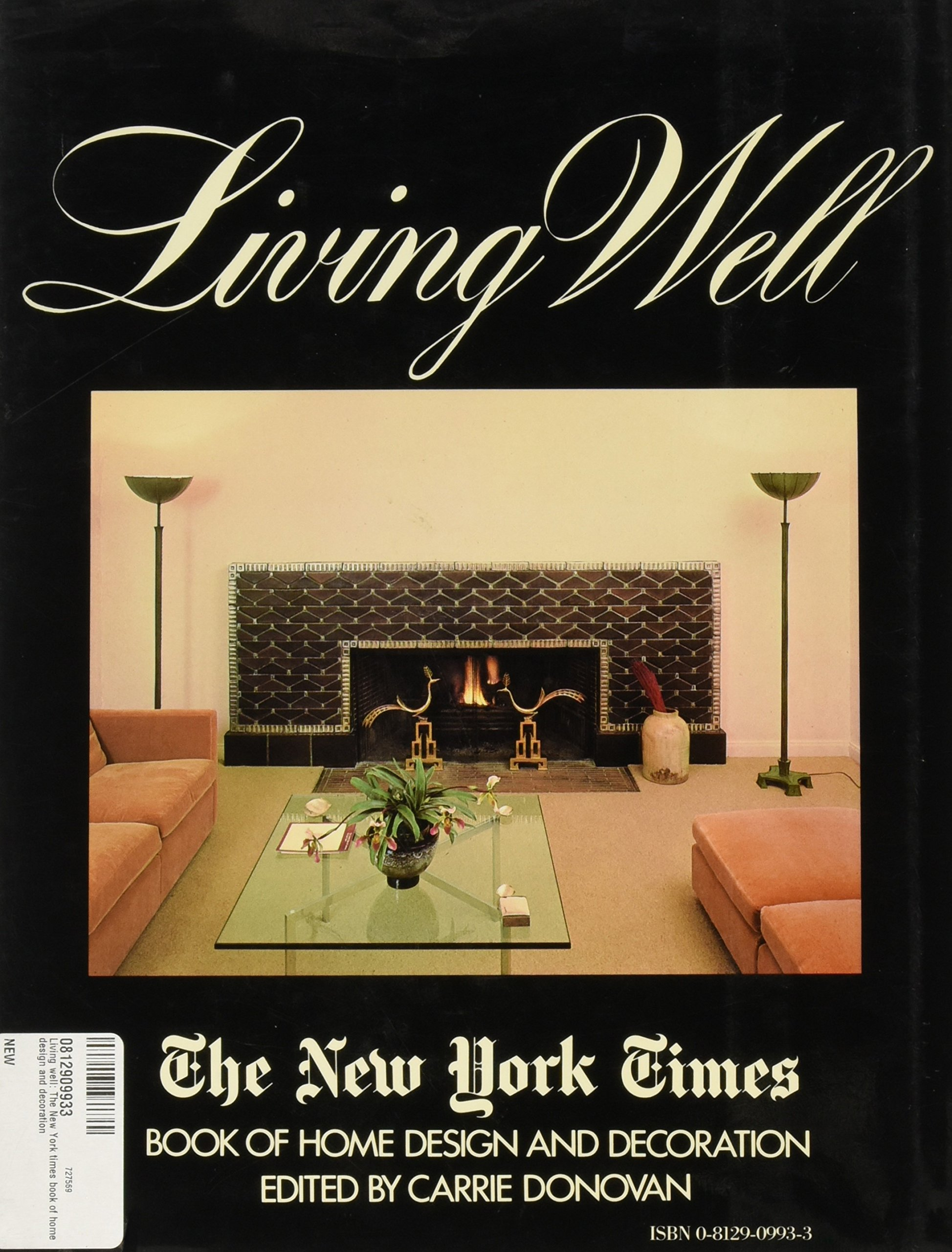 Living well The New York times book