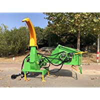 """NOVA TRACTOR BX72R Model 7"""" Wood Chipper Shredder, for Tractor from 30 to 120HP"""