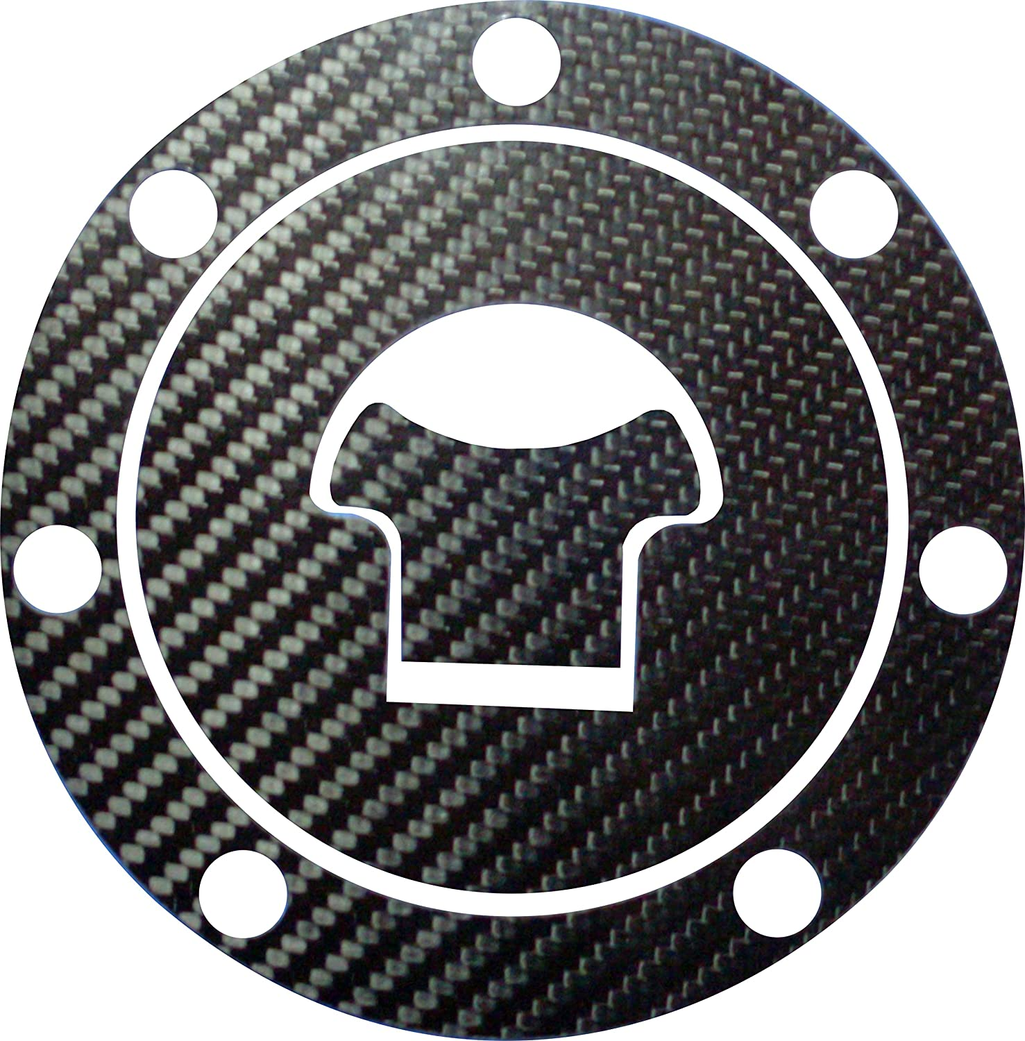 CHAO Carbon Tankdeckel-Cover fü r Honda NTV 650 RC33 1988-1998 CHAO-Parts