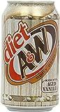 A&W Diet Root Beer 355 ml (Pack of 12)