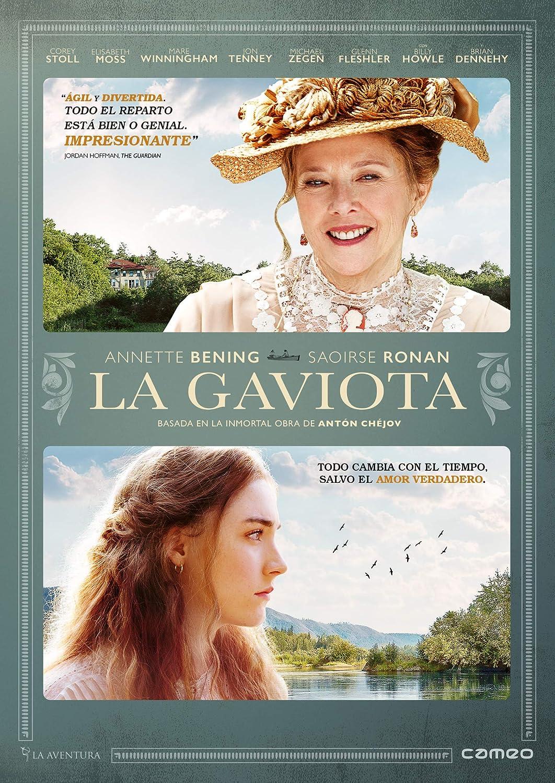 La Gaviota [DVD]