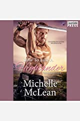 How to Lose a Highlander: The MacGregor Lairds, Book 1 Audible Audiobook