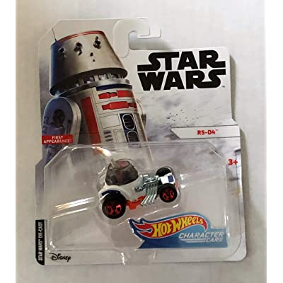 Hot Wheels Star Wars R5-D4 Vehicle: Toys & Games