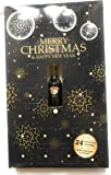 New Christmas Xmas Adult Drink & Chocolate Advent Calendar - Baileys 50ml