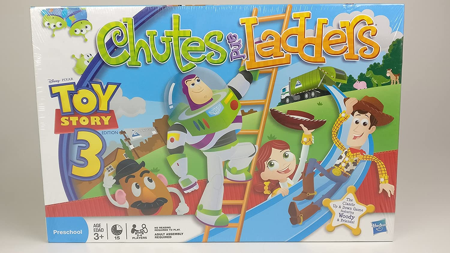 Chutes & Ladders - Toy Story 3 Edition