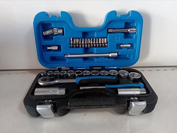 Bahco ij34 3/8-inch Irimo Juego de carraca (34 piezas): Amazon.es: Bricolaje y herramientas