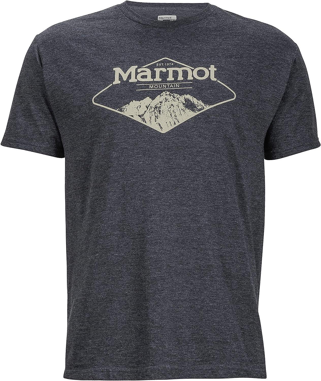 Marmot Short Sleeve Mountaineer Tee