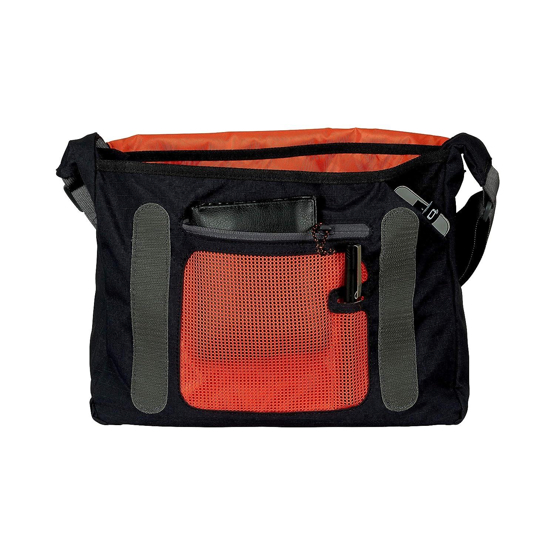 ce6855d56 Amazon.com : Mammut Shoulder Bag Square 8, 4 black 8 liter : Sports &  Outdoors