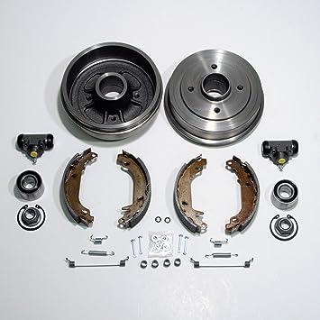 Bremstrommeln//Bremsen Set Hinten