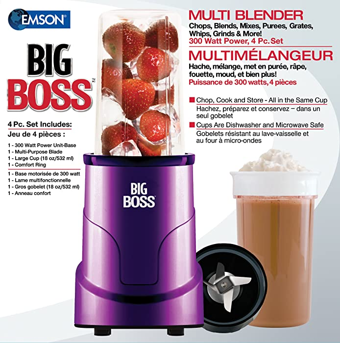 The Best Professional Blender Systems