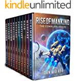 Rise Of Mankind:The Complete Series (Books 1-10) (English Edition)