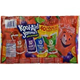 Kool Aid Jammers 40 Pk 6 Oz Pouches
