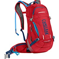 CamelBak M.U.L.E. LR 15 Hydration Pack (Racing Red & Pitch Blue)