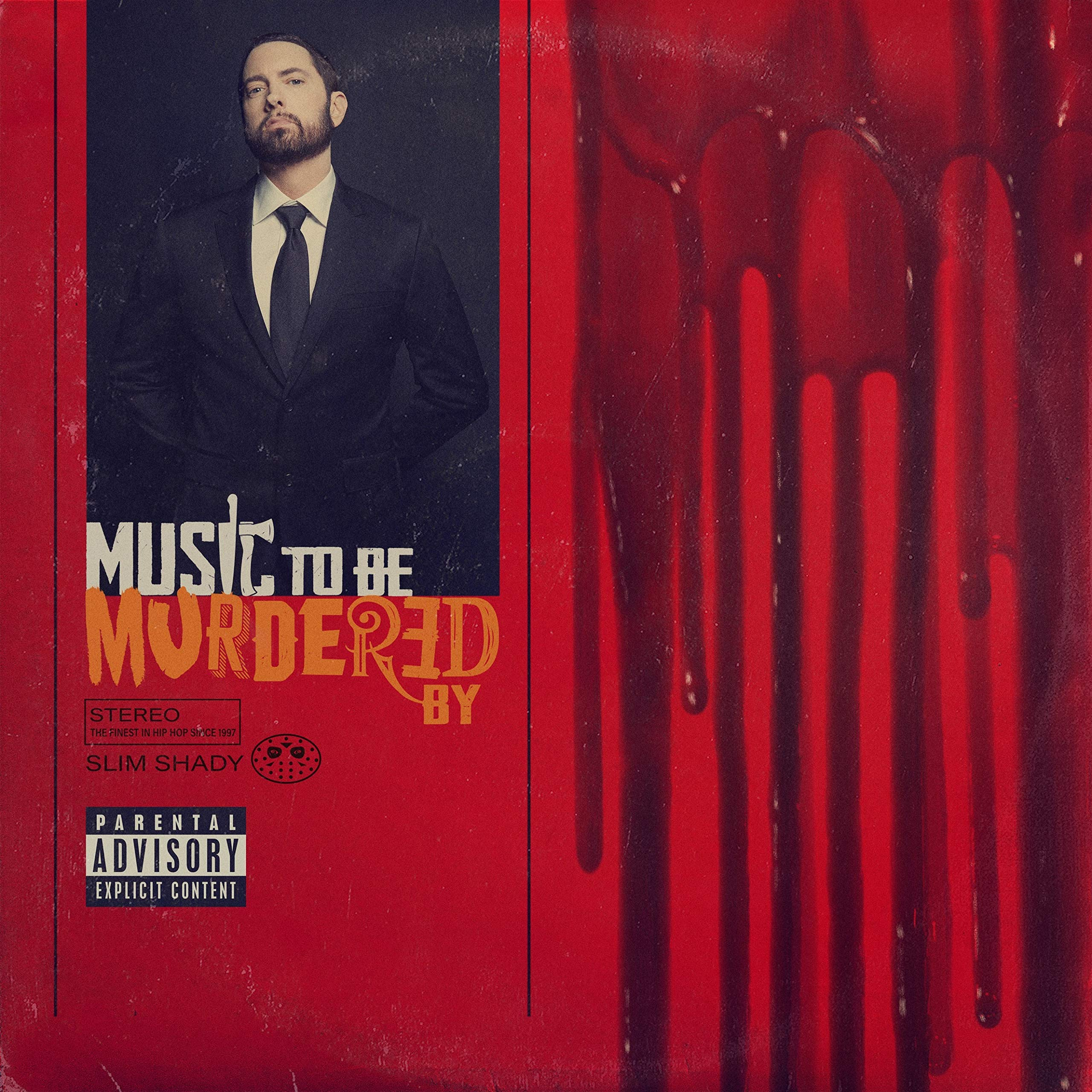 Book Cover: Music To Be Murdered By                                                                                                                                                                    Explicit Lyrics