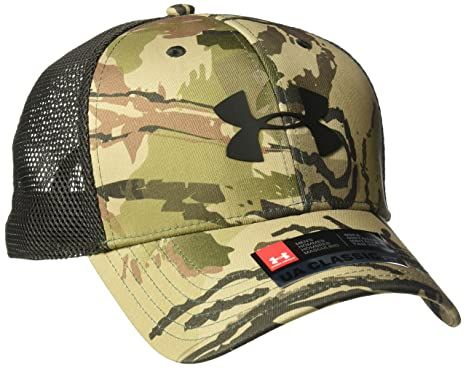 super popular 83b35 5aee5 Under Armour Mens Camo Mesh Cap 2.0  Amazon.de  Bekleidung