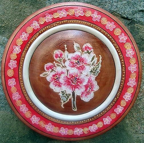 Amazon.com: Sale!!!10% Off,Hand Painted Cherry Blossom ...