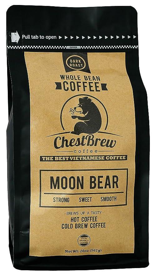 Chestbrew Whole Bean Coffee