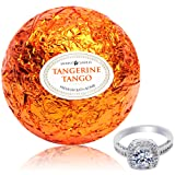 Amazon Price History for:Bath Bomb with Ring Surprise Inside Tangerine Tango Extra Large 10 oz. Made in USA