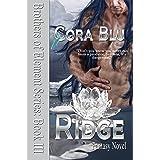 Ridge: Book III (Brothers of Element Series 3)