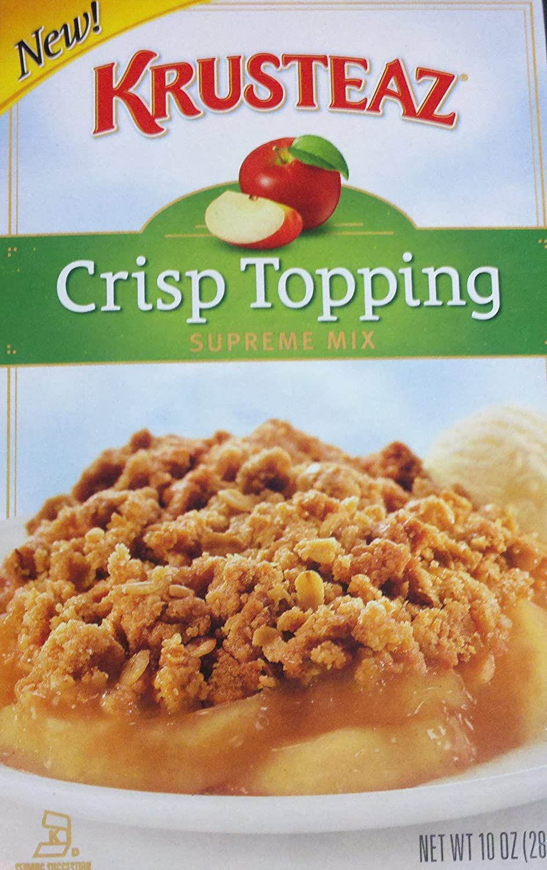 Krusteaz Crisp Topping Supreme Mix (Pack of 3)
