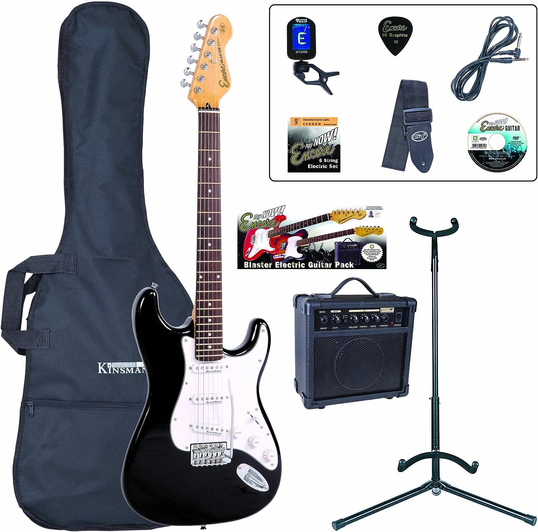 Encore EBP-E6BLK Elec. Guitarra de Trajes: Amazon.es: Electrónica