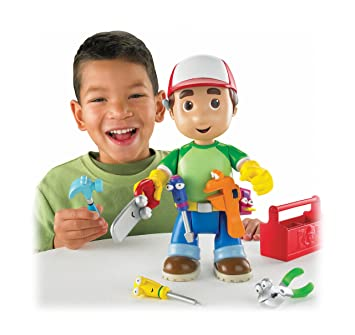 Mattel Muneco De Juguete Manny Manitas M1121 Amazon Es