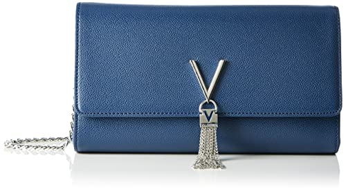 Valentino by Mario ValentinoDivinaMujerCarteras de manoAzul (Blu)4.5x12x27 centimeters (B x H