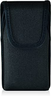 product image for Turtleback Belt Clip Case Made for Google Pixel Black Vertical Holster Nylon Pouch with Heavy Duty Rotating Belt Clip Made in USA