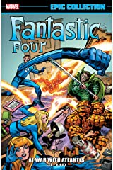Fantastic Four Epic Collection: At War With Atlantis (Fantastic Four (1961-1996)) Kindle Edition