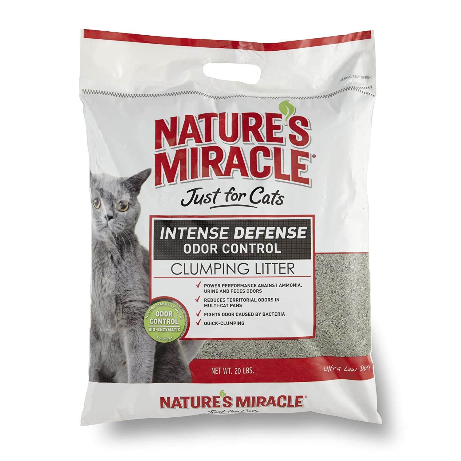 Nature S Miracle Intense Defense Litter