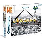 Clementoni 39370.1 - Puzzle - Les Minions - 1000 Pièces