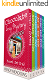 Chocolate Cozy Mystery Series: Boxed Set (1-6)