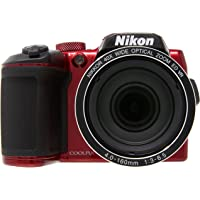 Nikon COOLPIX B500 Digital Camera Red (VNA953AA) (Australian warranty)