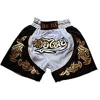 Nakarad Pantalones Cortos de Muay Thai para niños