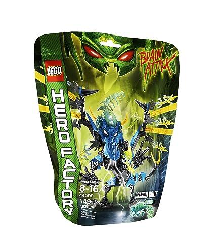 Amazon.com: LEGO Hero Factory Dragon Bolt 149 pcs: Toys & Games