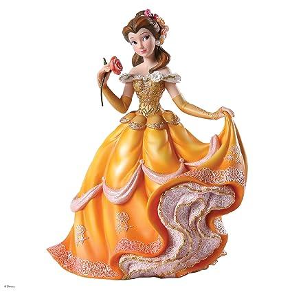 c2ccdd07810b Amazon.com: Enesco Disney Showcase Belle Couture de Force Princess ...