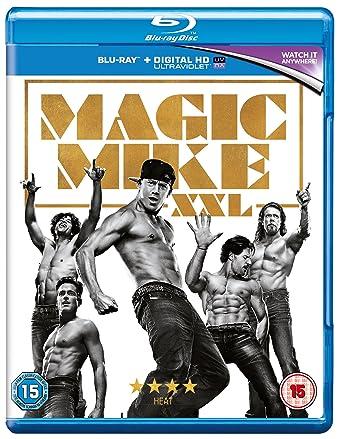 Magic Mike Xxl [Edizione: Regno Unito] [Reino Unido] [Blu-ray]