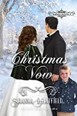 The Christmas Vow: (Victorian Holiday Romance) (Hardman Holidays Book 4) Kindle Edition