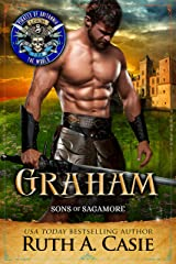 Graham: Pirates of Britannia Connected World (Sons of Sagamore Book 2) Kindle Edition