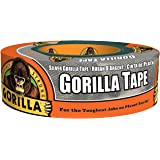 Gorilla Duct Tape, 1.88 In. x 35 Yd., Silver