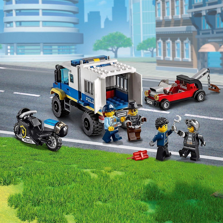 Amazon Prime - LEGO 60276 City Polizei Gefangenentransporter für nur 15,12€