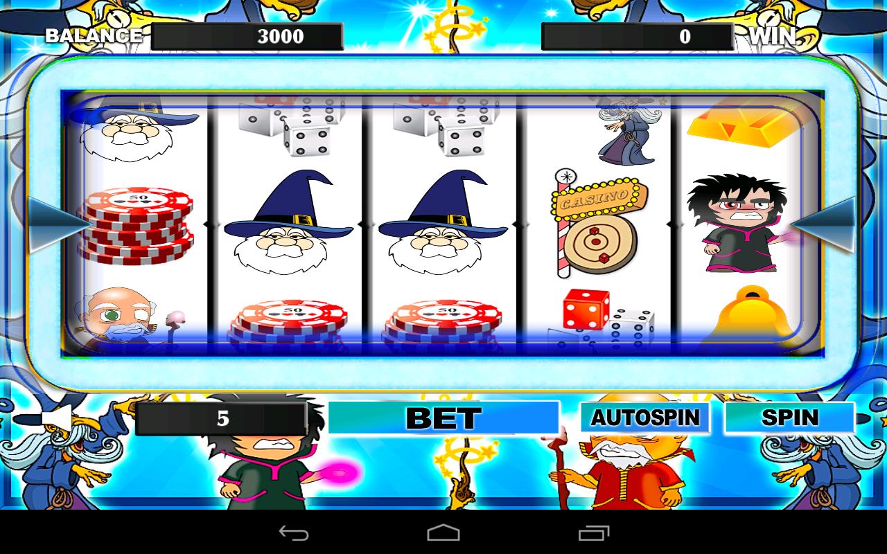 Fire Spin Slot Machine