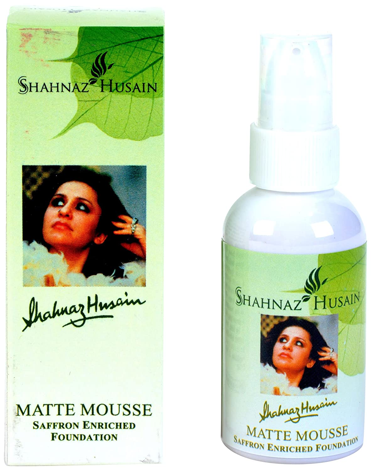 Shahnaz Husain Matte Mouse Foundation