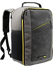 Cabin Max Manhattan Stowaway XL - Ryanair Cabin Bags 40x20x25 Perfect Fit for Ryanair Flights New 'Free' Luggage Restrictions