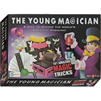 Zeus Ekta Kid's 101 Amazing Magic Tricks Activity Set Trick Book for The Young Magician