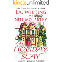 The Holiday Slay (A Hope Herring Mystery Book 3) book cover