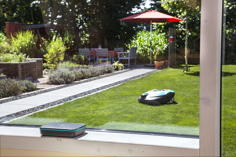 /20/Robot cortac/ésped Smart Sileno Life 750/M/² Set Naranja Negro Antracita Turquesa Gardena 19113/