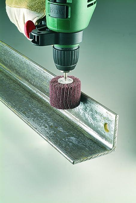 Bosch DIY Lamellenschleifer f/ür Bohrmaschinen verschiedene Materialien, /Ø 50 mm, K/örnung 120